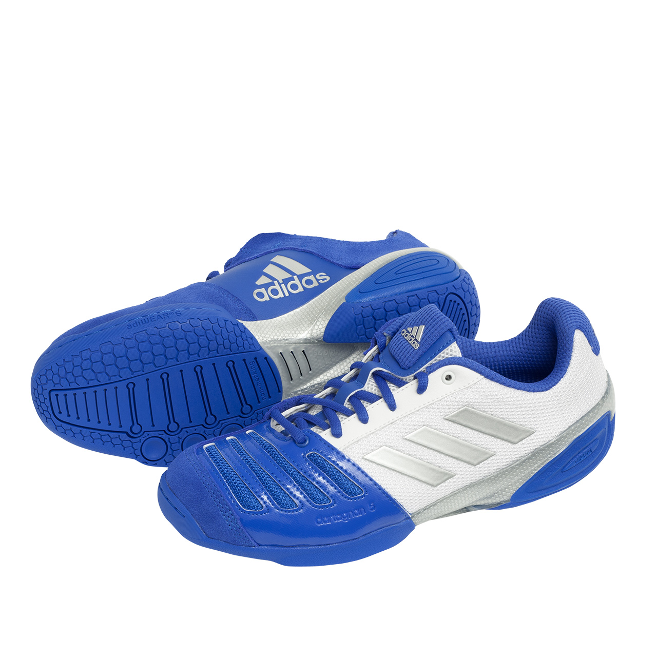 "Adidas Fechtschuh ""D'Artagnan V"", blau"