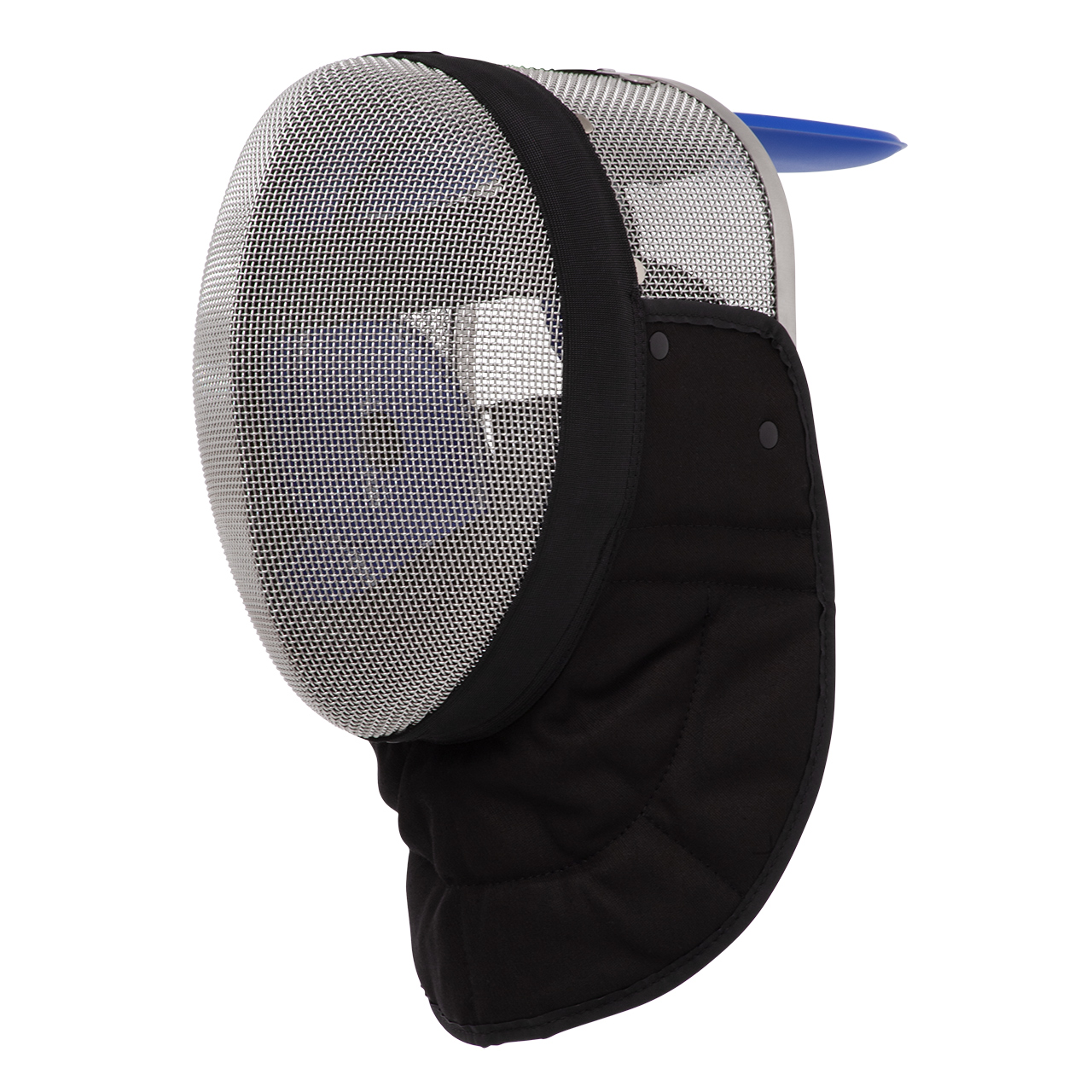 "master fencing mask sabre 1600N ""EXTRA"", with black bib"