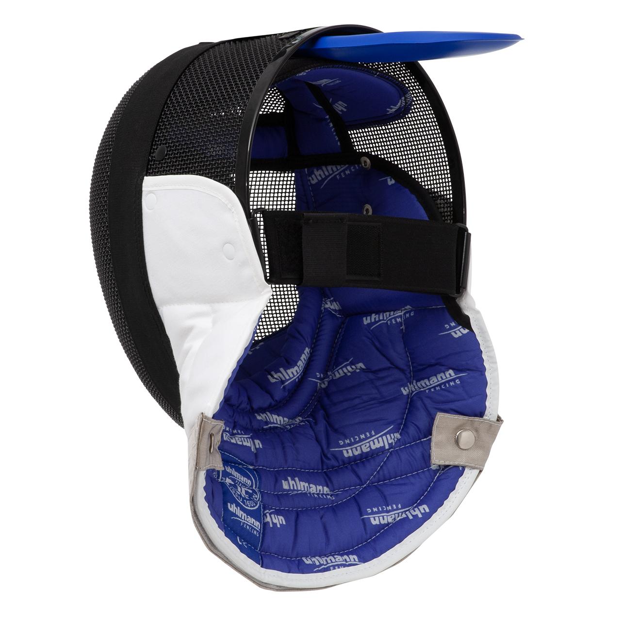 FIE Vario-Maske 1600N LIGHT, mit abnehmbarem leitenden Latz