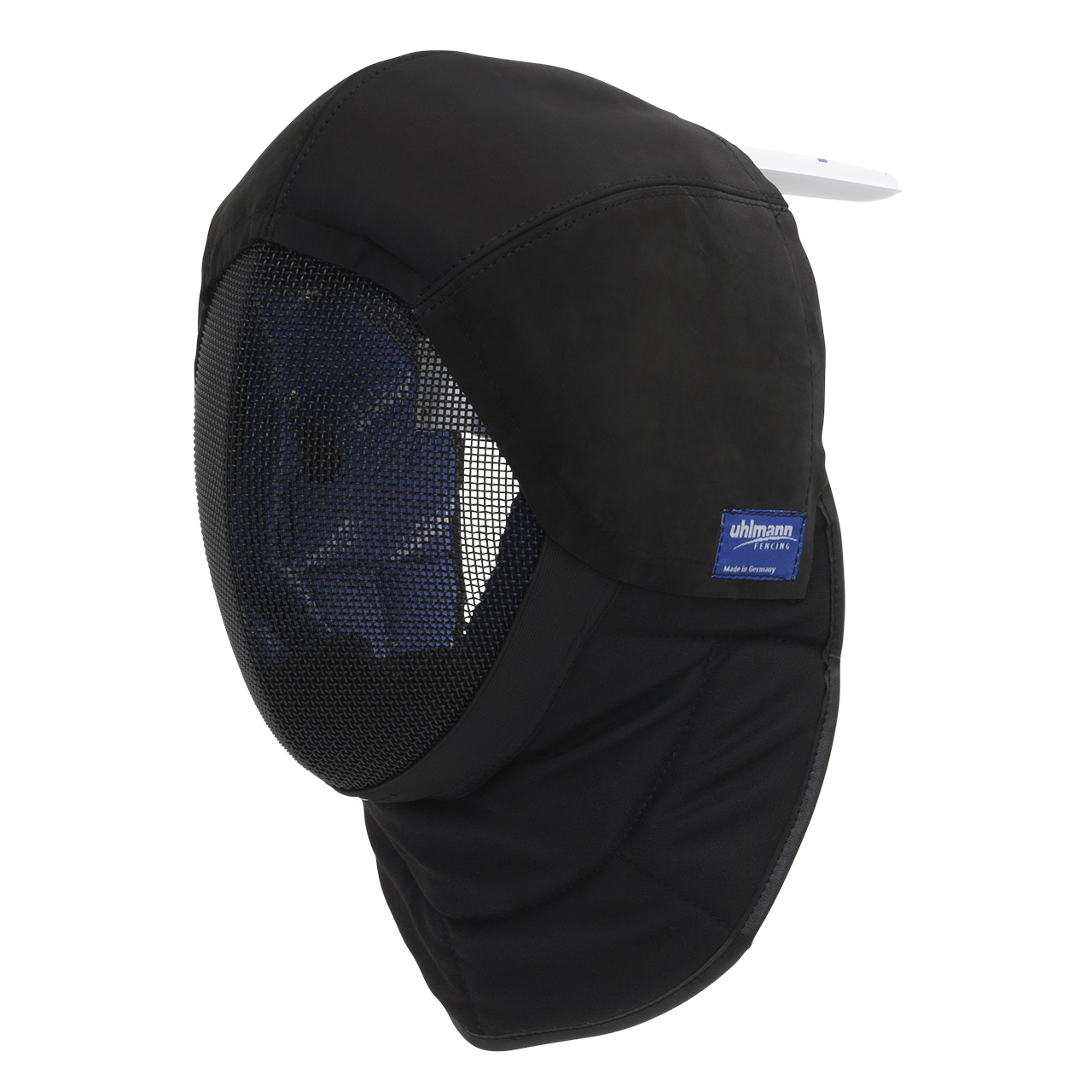 master fencing mask with leather padding 350N