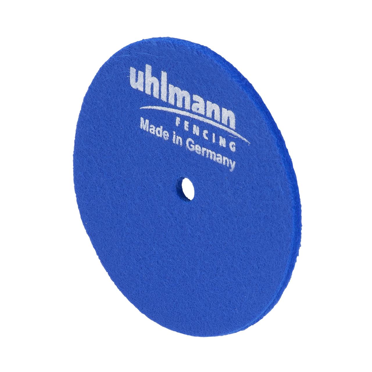 Mini Florett-/Säbel-Glockenpolster Filz, manuell