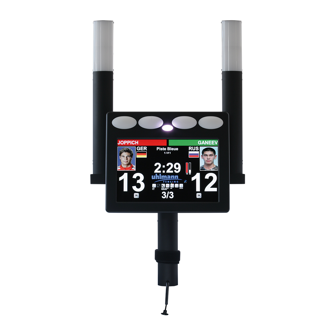 "All-In-One signalling unit FIE ""FMA 21"" with remote control"