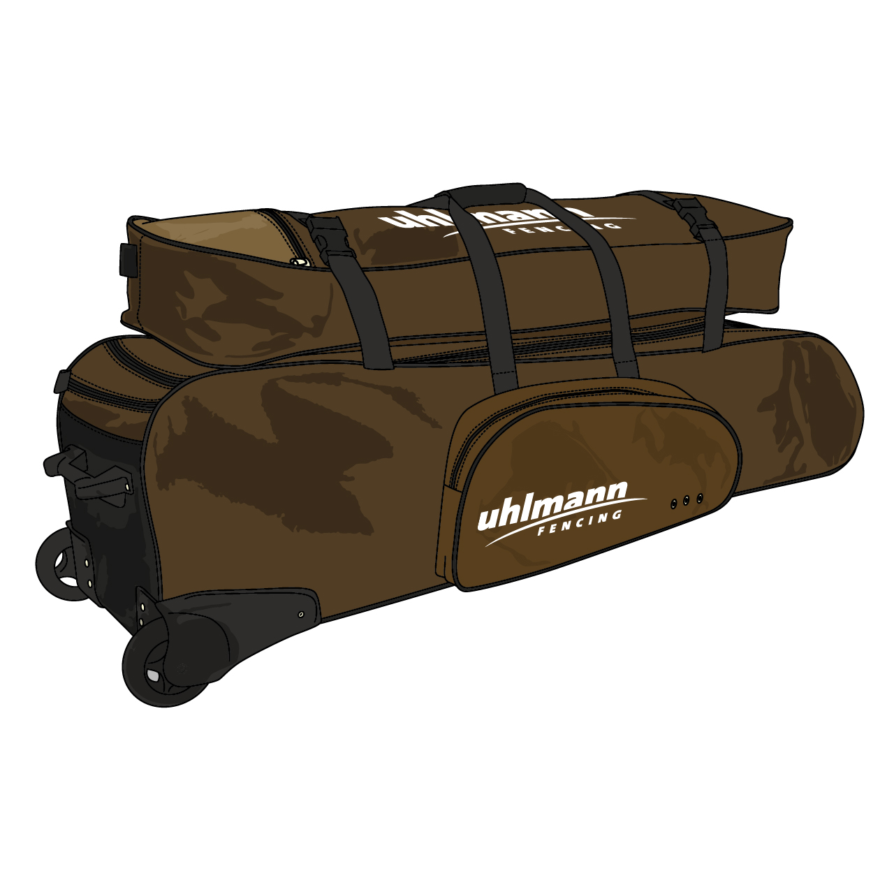 rollbag for historical fencing