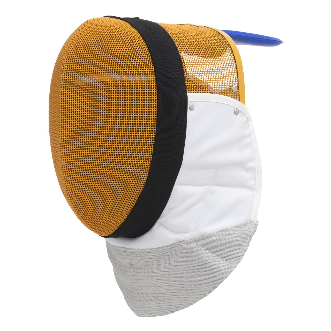 FIE Vario-Maske 1600N, mit abnehmbarem leitenden Latz, coloriert