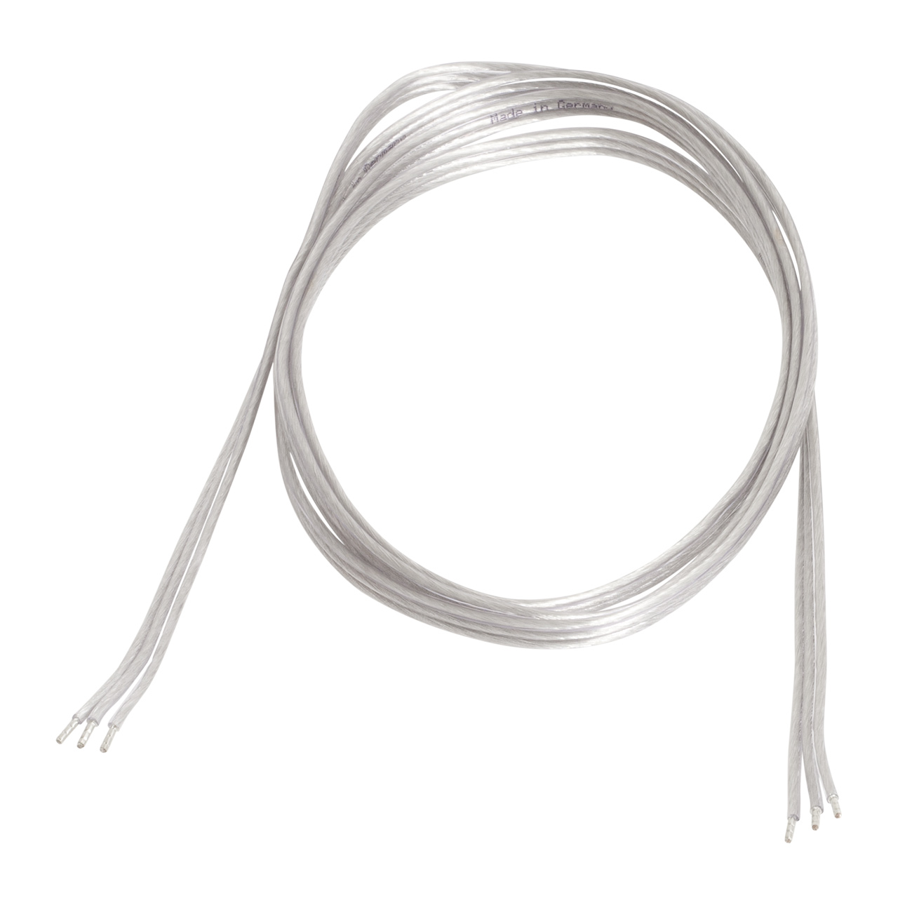 "cable section for epee body cord ""Silver"""