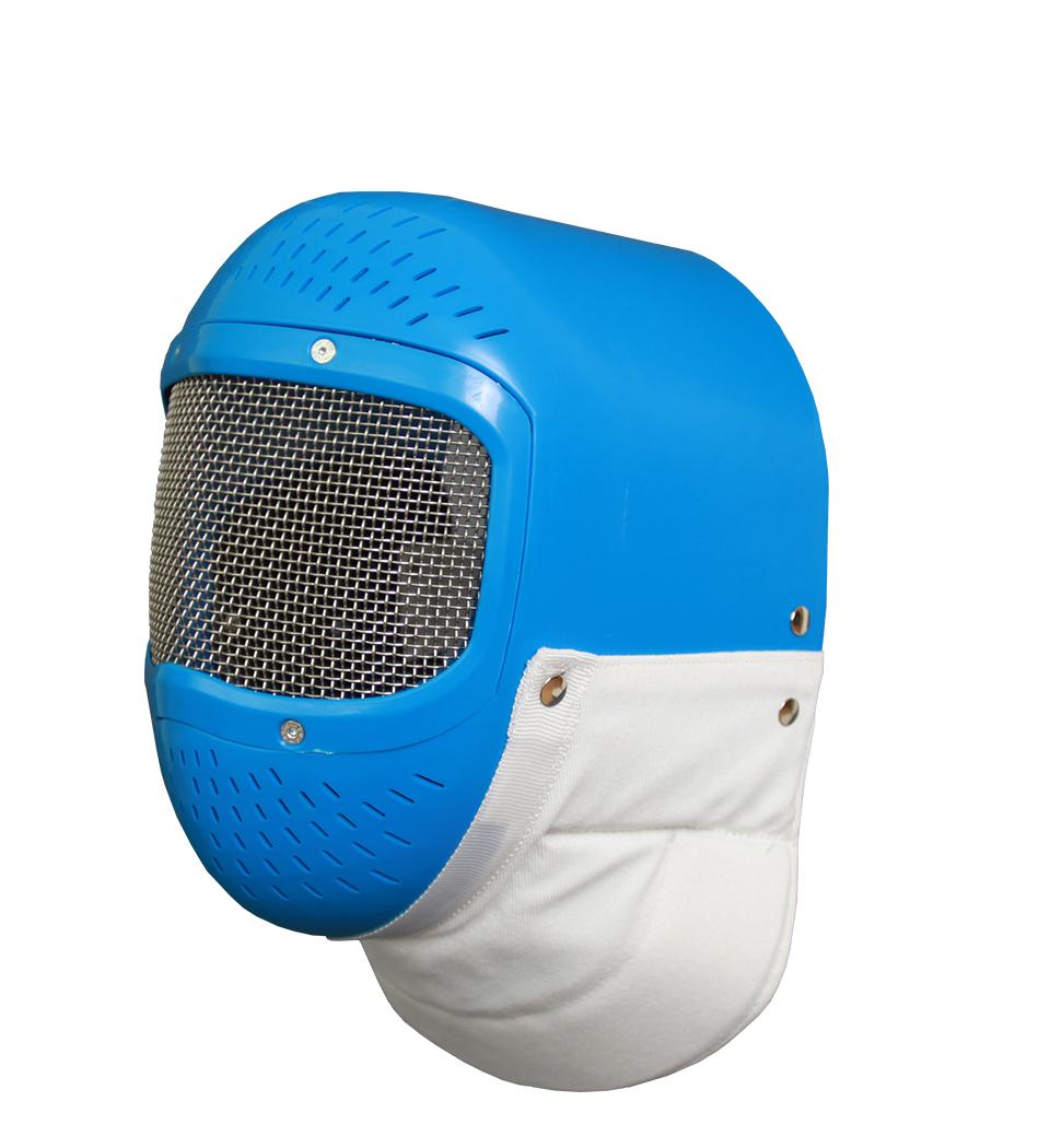 plastic mask blue