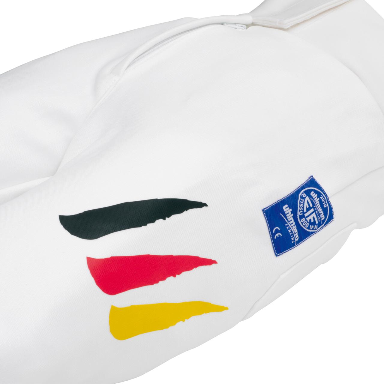 Deutschland-Logo, beidseitig