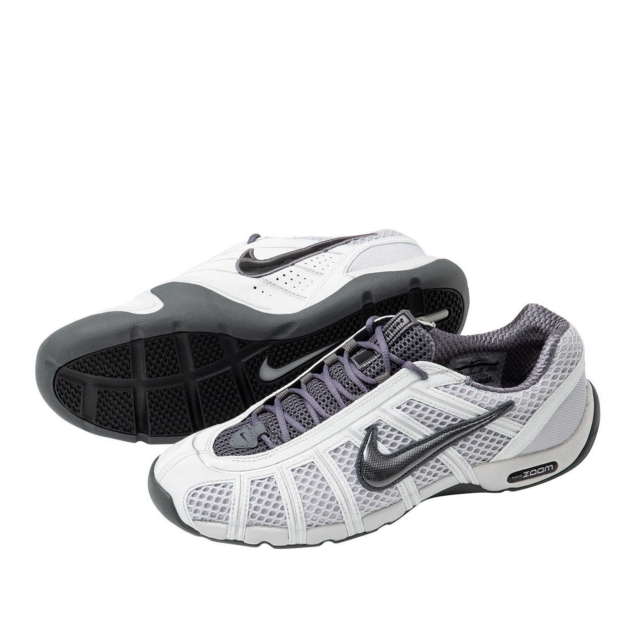 fencing shoes NIKE Air Zoom Fencer, silver