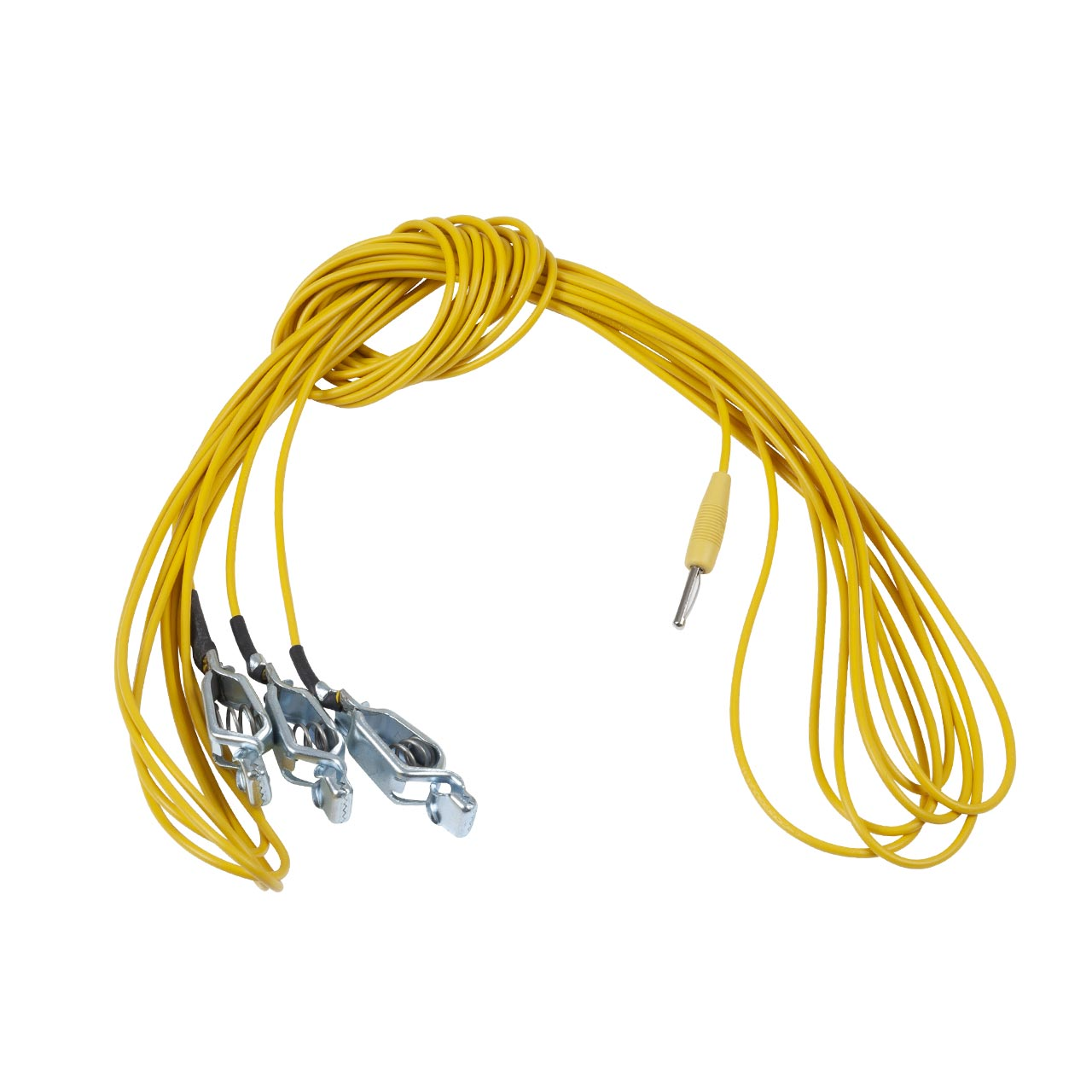 connection cord for wheelchair fencing