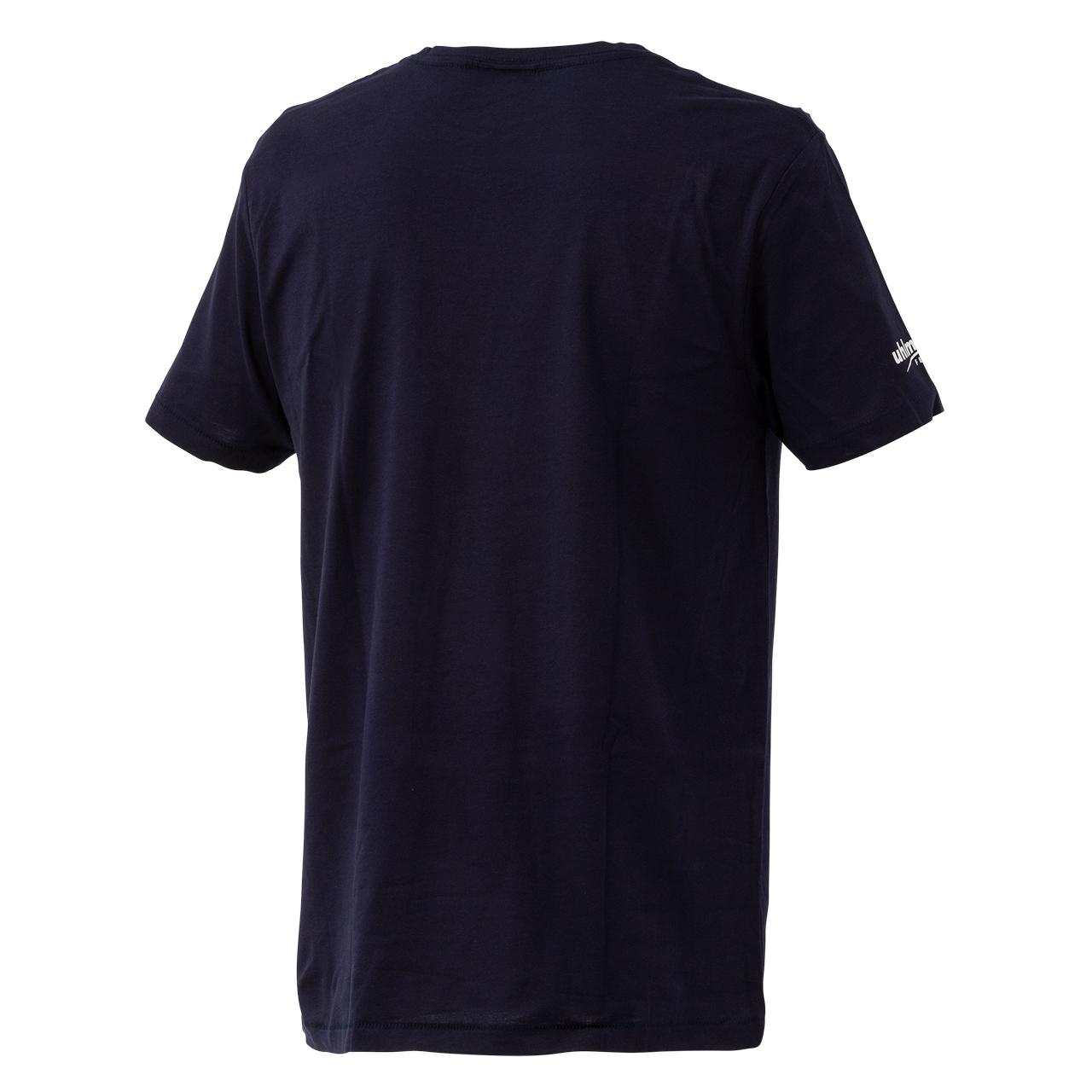 """T-Shirt """"Fencing"""", dunkelblau"""