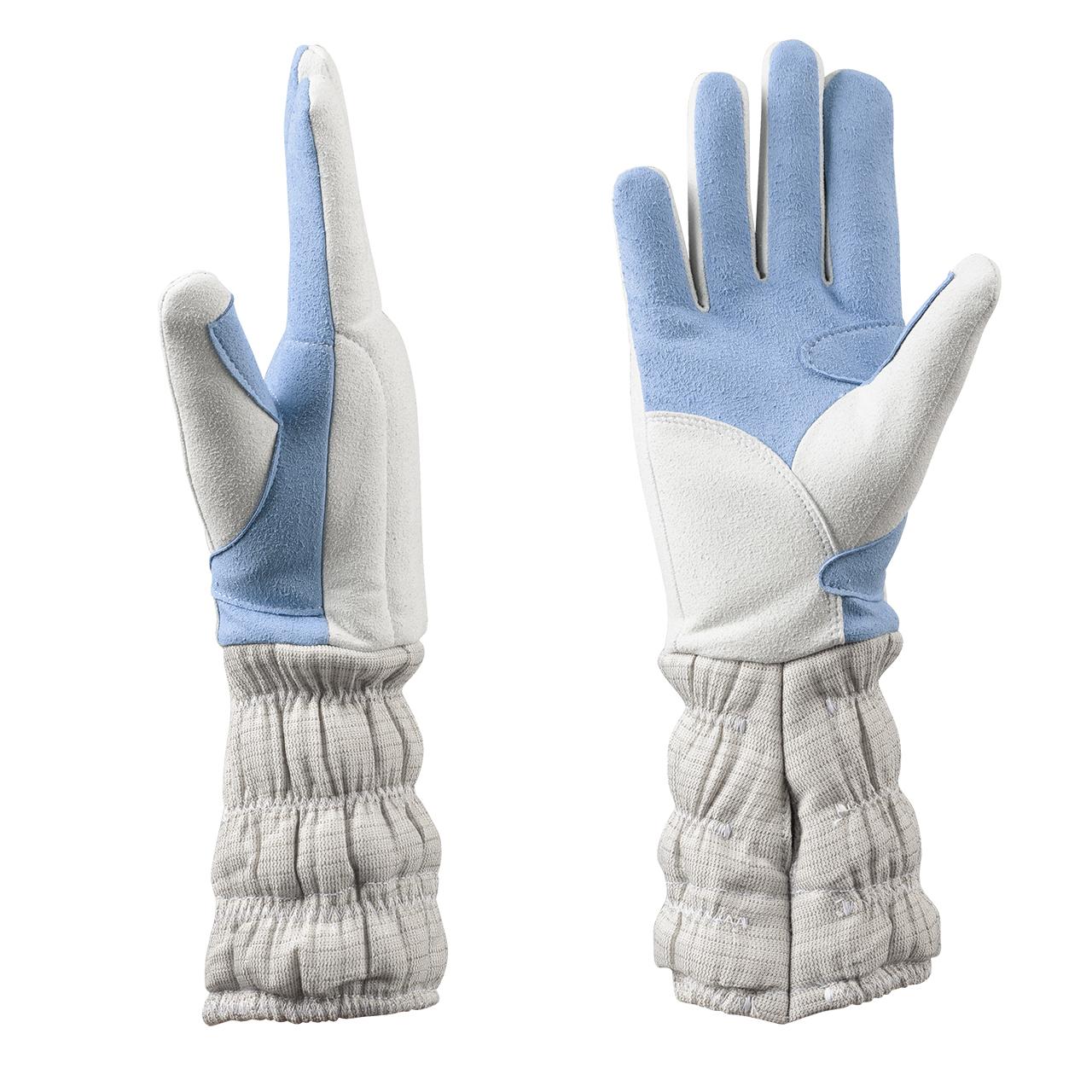 Säbel-Handschuh elektrisch
