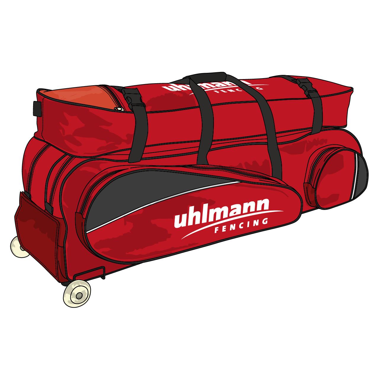 """Rollbag """"Vario"""" PLUS, inklusive Aufsatztasche"""