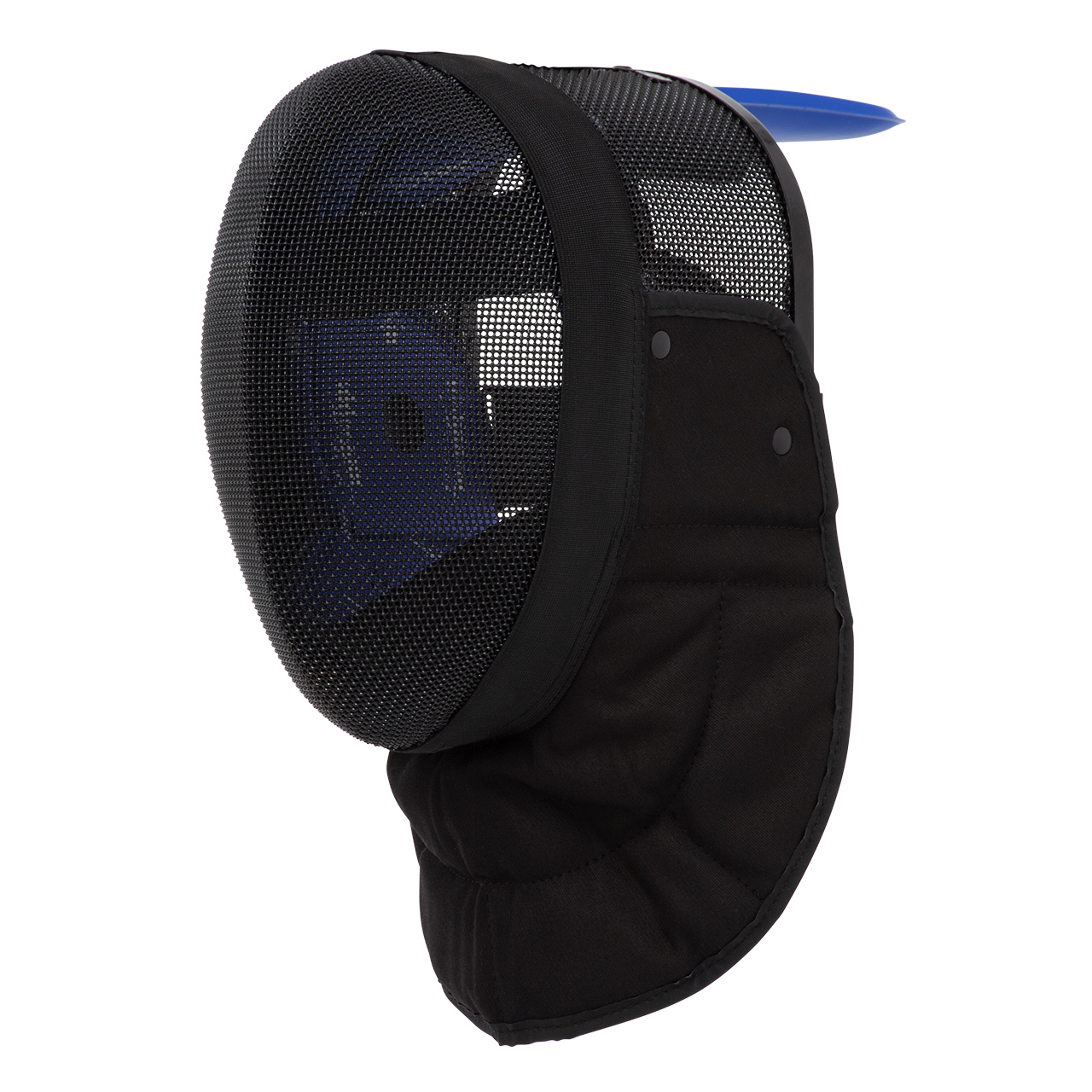 "master fencing mask 1600N ""EXTRA"", with black bib"